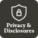 Privacy & Disclosures